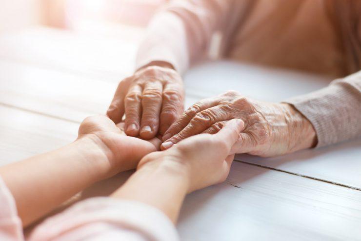 ouderenadvies een helpende hand
