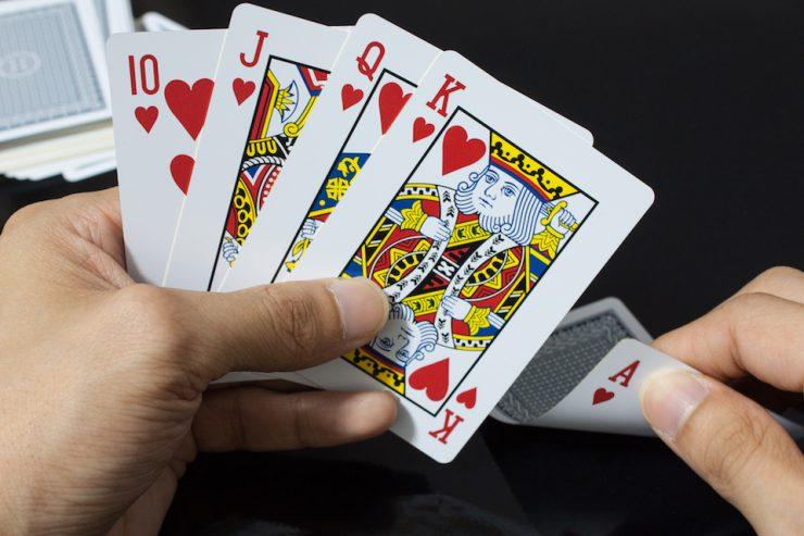 kaarten en rikken senioren Ewijk